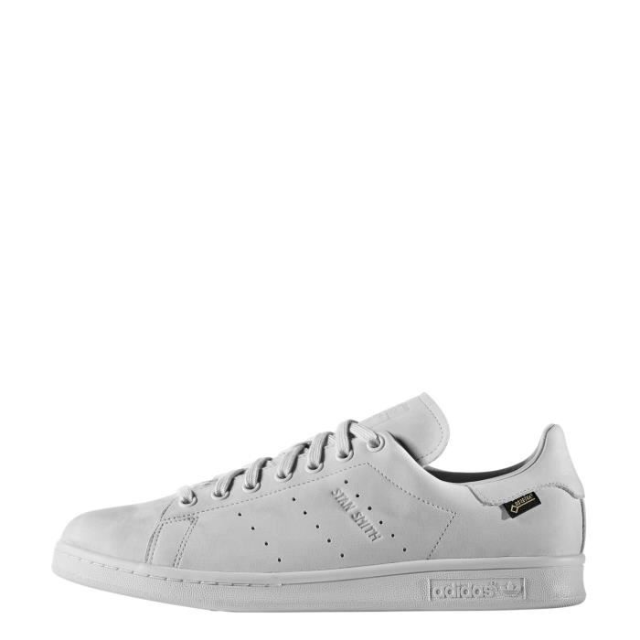 ADIDAS STAN SMITH GTX - BZ0228 - AGE - ADULTE, COULEUR - BLANC, GENRE - HOMME, TAILLE - 46 2-3