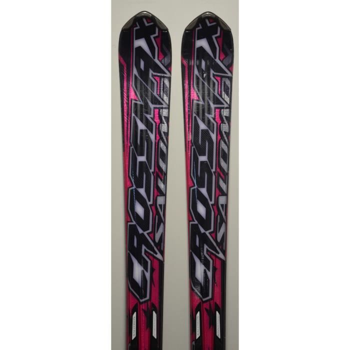 Ski parabolique Femme SALOMON Crossmax W12 Prix pas cher