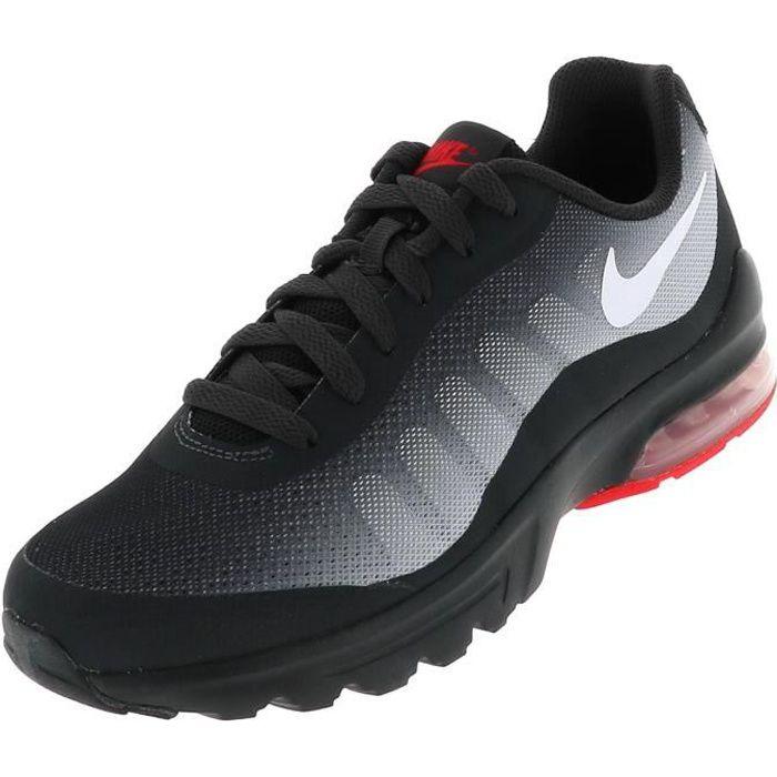 Chaussures running mode Air max invigor noir jr -