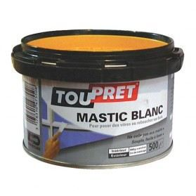 mastic blanc 5 kg achat vente colle pate fixation cdiscount. Black Bedroom Furniture Sets. Home Design Ideas