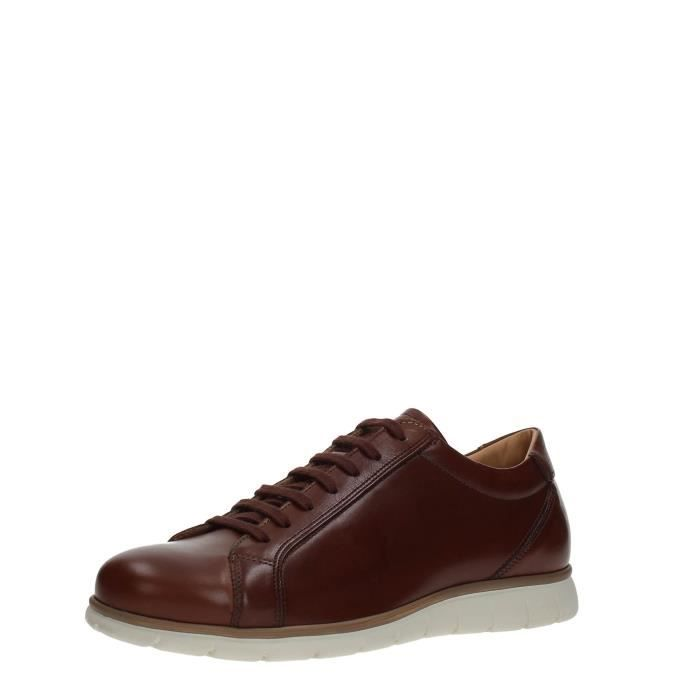 Soldini Sneakers Homme BROWN, 42