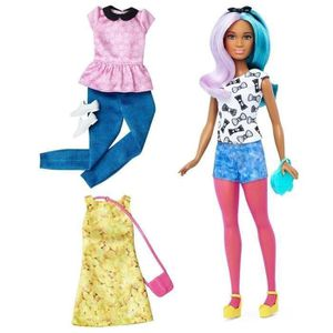 POUPÉE BARBIE - Fashionistas Tenue 42