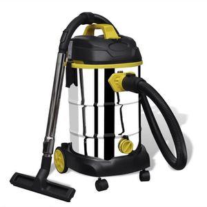 ASPIRATEUR INDUSTRIEL P100 Aspirateur eau et poussiere 1 800 W