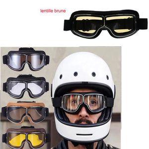 LUNETTES DE PROTECTION LUNETTES DE PROTECTION POUR MOTOCYCLETTE (lentille