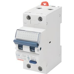 DISJONCTEUR Gewiss GW94026 - Disjoncteur différentiel 2P 10A 4