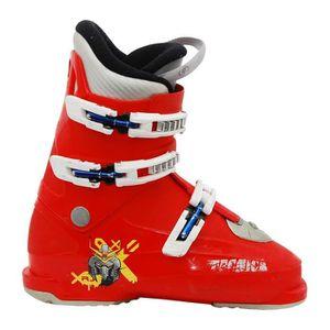 CHAUSSURES DE SKI Chaussure de ski Junior Tecnica RJ Rouge robot