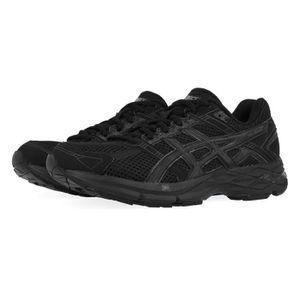 chaussure running femme asics gel superion noire