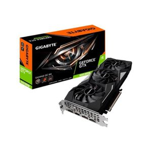 CARTE GRAPHIQUE INTERNE Gigabyte VGA GeForce® GTX 1660 Super 6GB Gaming OC