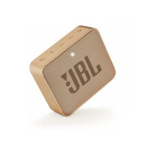 ENCEINTE NOMADE JBL GO 2 Mini enceinte portable Bluetooth Champagn