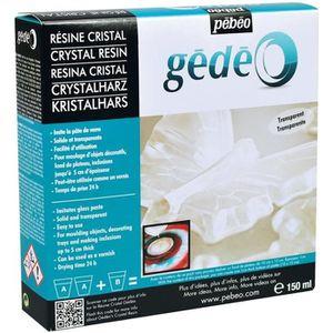 RÉSINE CRÉATIVE PEBEO Résine Cristal 150 ml