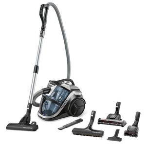 ASPIRATEUR TRAINEAU Rowenta RO8366EA Silence Force Multi-Cyclonic Anim