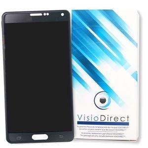 ECRAN DE TÉLÉPHONE Ecran complet pour Samsung Galaxy Note 4 N9100 SM-