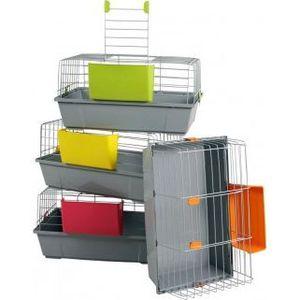CAGE Cage en plastique Bunny 58 Zolux pour rongeurs