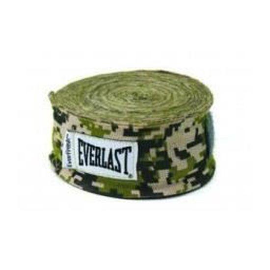 Everlast Bande Bandage Boxe Main 2,75m Army