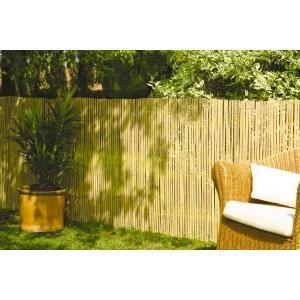 Canisse bambou fendu 1,5mX5m