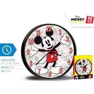 Mickey Mouse WD20182. Horloge murale.
