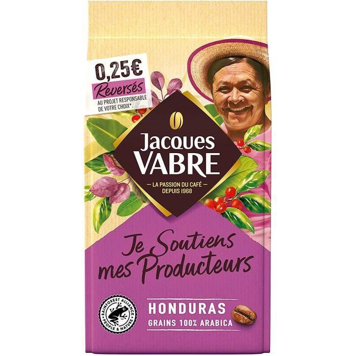 Café Grains Je Soutiens Mes Producteurs Honduras 400 g - Pack de 6