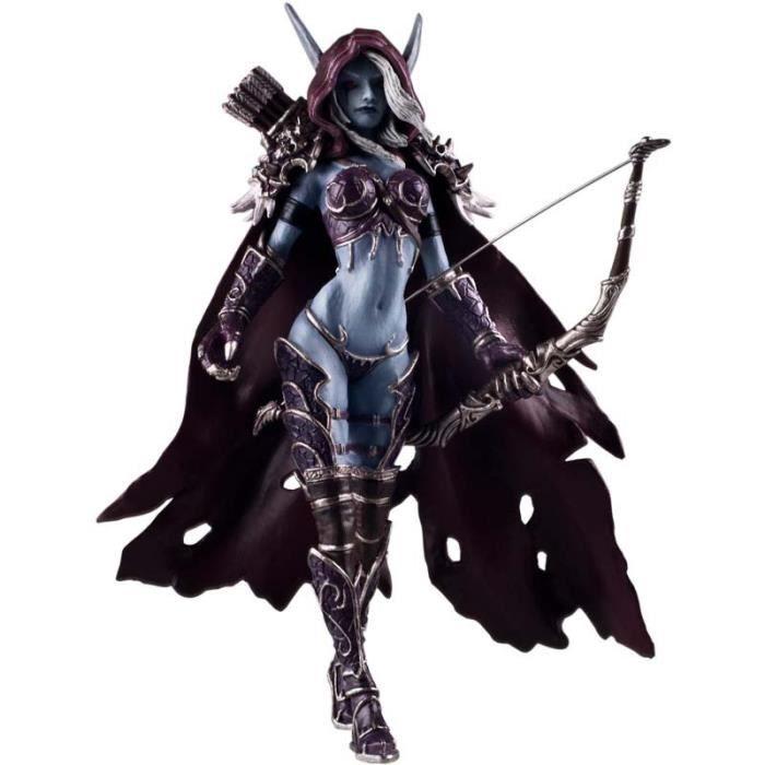 BRO®WOW World of Warcraft Undead reine Sylvanas Windrunner Modèle