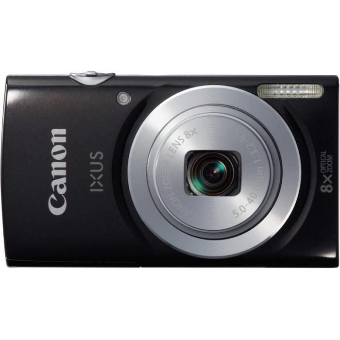 Compact numérique CANON - IXUS 185 NOIR • Appareil photo