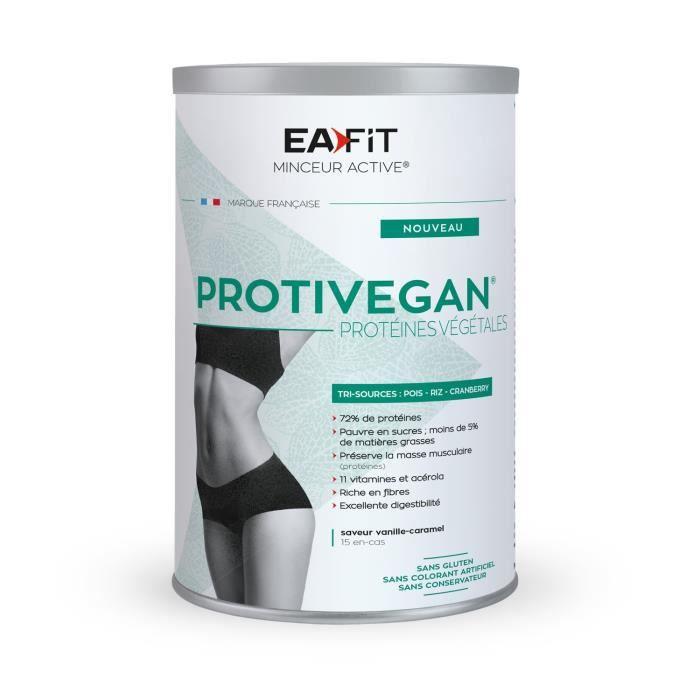 EAFIT Protivegan® - Vanille, caramel - 450 g