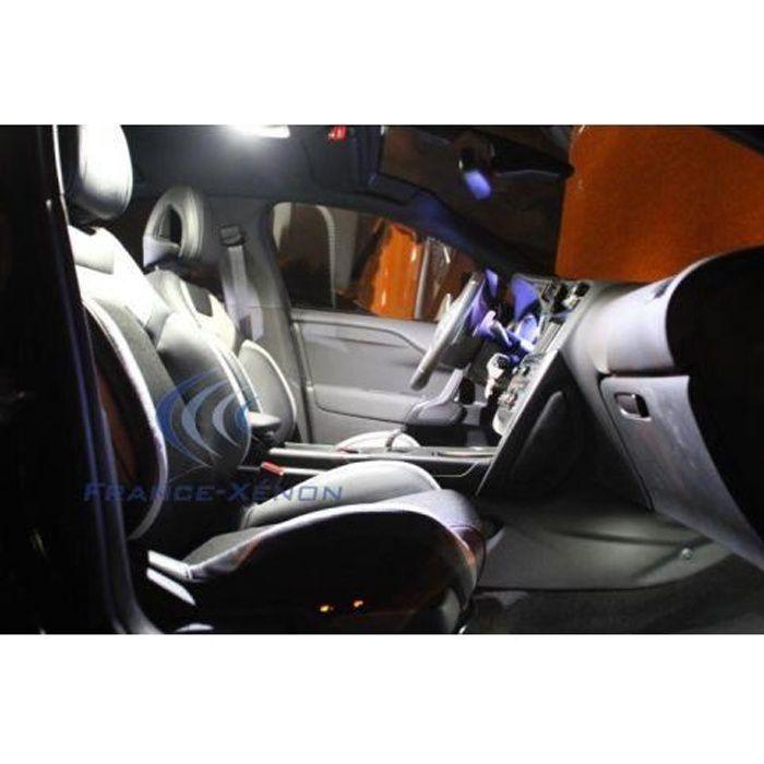 Pack intérieur LED - Citröen DS4 - BLANC