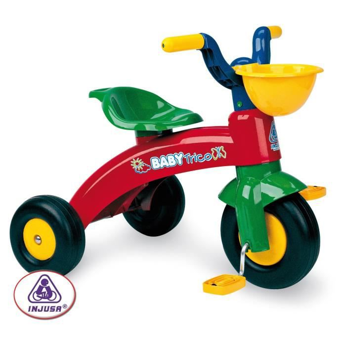 INJUSA Tricycle Baby Trico