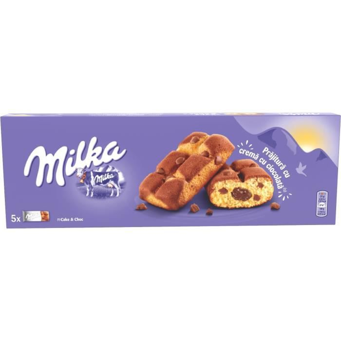 MILKA Cake and Choc - 175 g