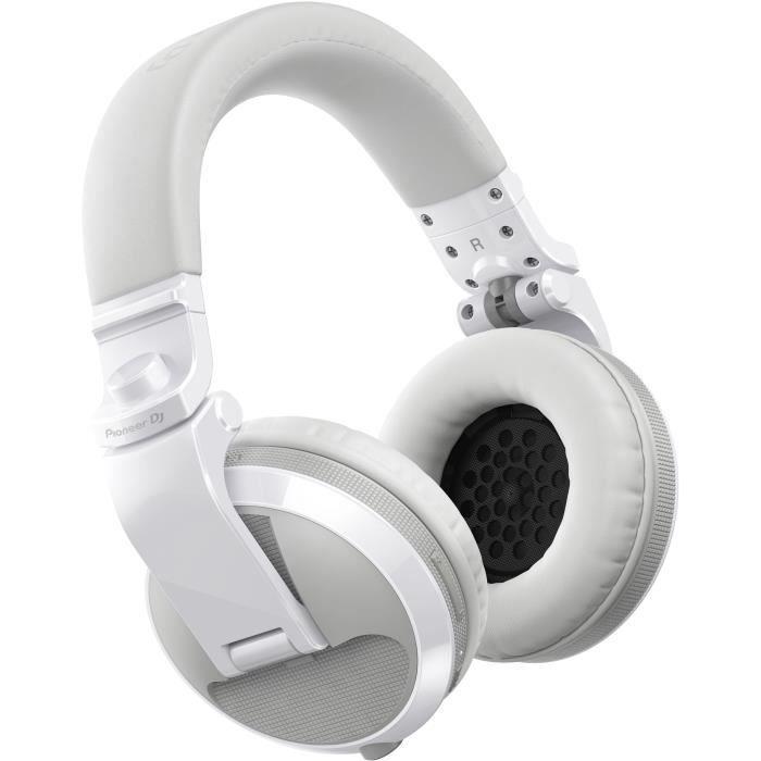 PIONEER HDJ - X5 BT Casque audio Bluetooth  - Blanc