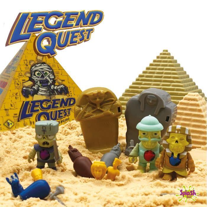 Splash Toys - Legen Quest - figurines à découvrir et à collectionner - modèle aléatoire