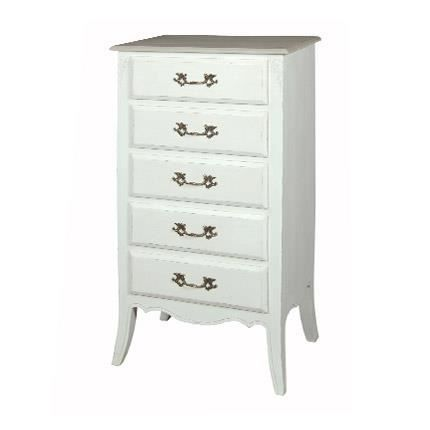chiffonier achat vente chiffonnier semainier chiffonier cdiscount. Black Bedroom Furniture Sets. Home Design Ideas