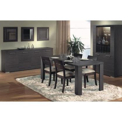Salle manger compl te otoctia 160x88cm achat vente for Achat salle a manger complete