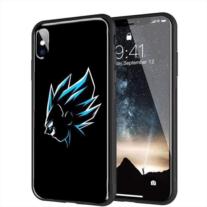 Coque iPhone SE 2020 Vegeta Blue Tec , Coque iPhon