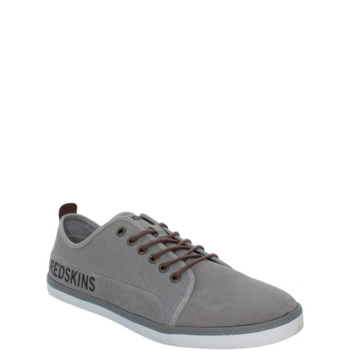 Baskets Redskins Sidra ref_cle36906-gris