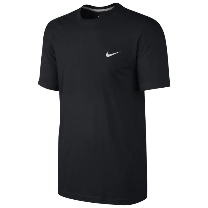 NIKE tee shirt pour homme embrd sosh gym crew neck t shirt noir xl ONA6Q Taille M