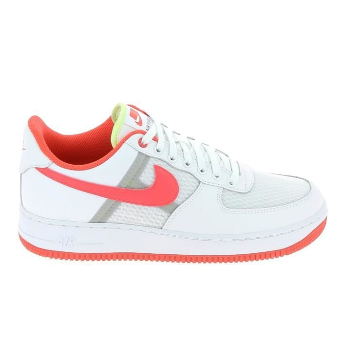 air force 1 blanche et rose fluo