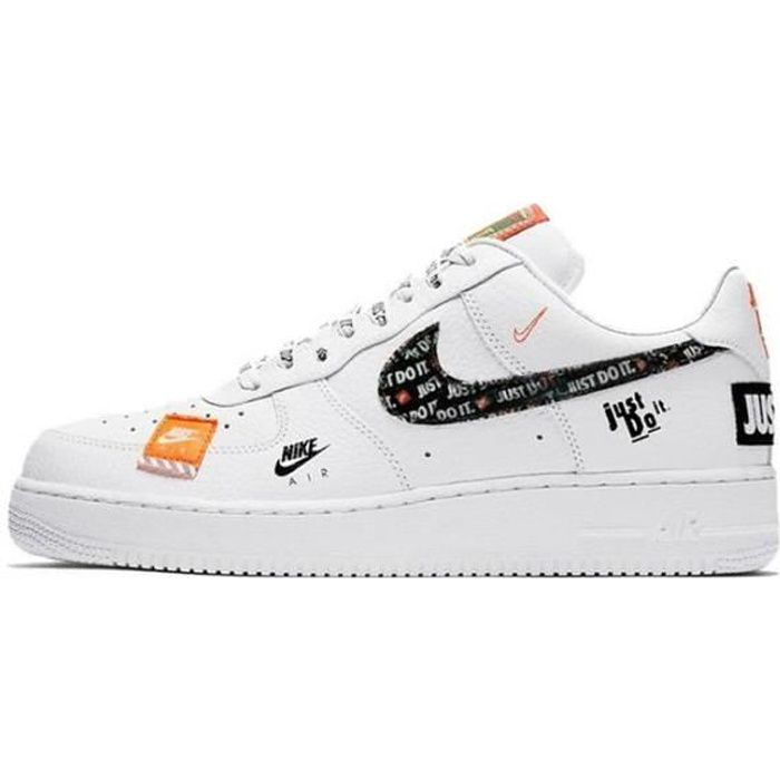 Basket Air Force 1 Just Do It Pack Chaussure de Sports Nike Air ...