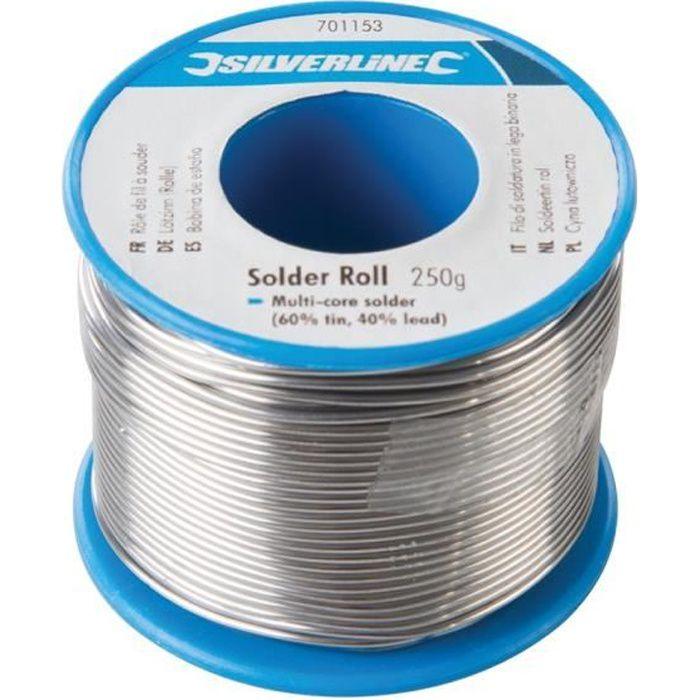 Bobine//Rouleau Fil Aluminium 0,4mm-0,6mm-0,8mm-1mm-1,5mm-2mm-2,5mm Câble