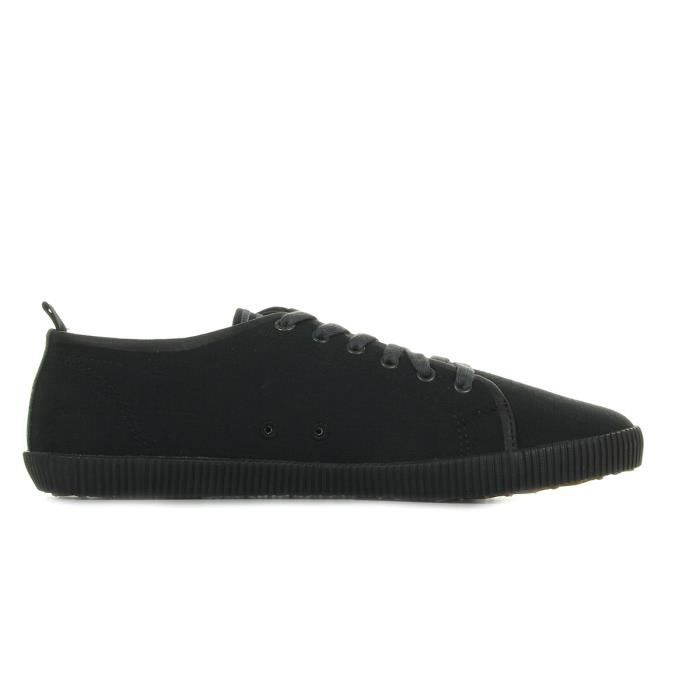 Baskets Fred Perry Kingston Shower Black Charcoal Q3v80