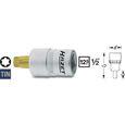 """Hazet 3//8/"""" pouce tournevis utilisation pour Intérieur-torx t15"""