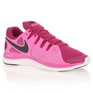 check out 6e848 ca6b7 CHAUSSURES DE RUNNING NIKE Chaussures de running Lunarflash + Femme
