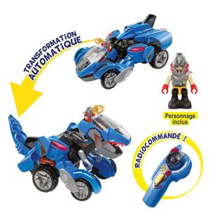 VTECH s&g dinos riders - super turbo t-rex plasma rc