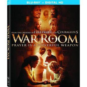 BLU-RAY FILM WAR - Room Bluray DVD Blu ray Films