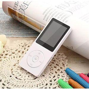 LECTEUR MP3 70 heures de lecture MP3 MP4 Lossless son lecteur