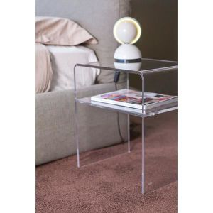 table plexiglas achat vente pas cher. Black Bedroom Furniture Sets. Home Design Ideas