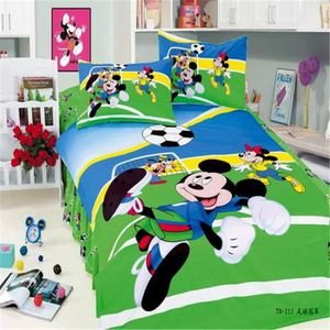 housse de couette mickey 140x200 achat vente housse de couette mickey 140x200 pas cher. Black Bedroom Furniture Sets. Home Design Ideas