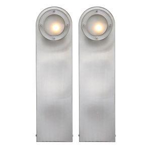 LAMPE DE JARDIN  2 x lampe extérieure lampadaire jardin terrasse ac