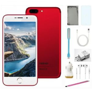 SMARTPHONE TEENO Smartphone Débloqué Rouge Edition Special(An