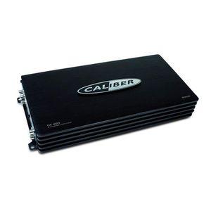 AMPLIFICATEUR AUTO Caliber CA450 Amplificateur à 4 canaux Noir