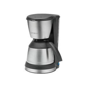 CAFETIÈRE Machine à café Clatronic KA 3563 avec thermo acier