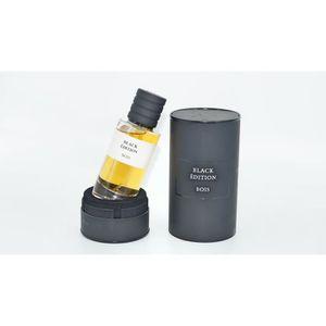 PARFUM  Parfum Mixte Black Edition Senteur Bois 50mL